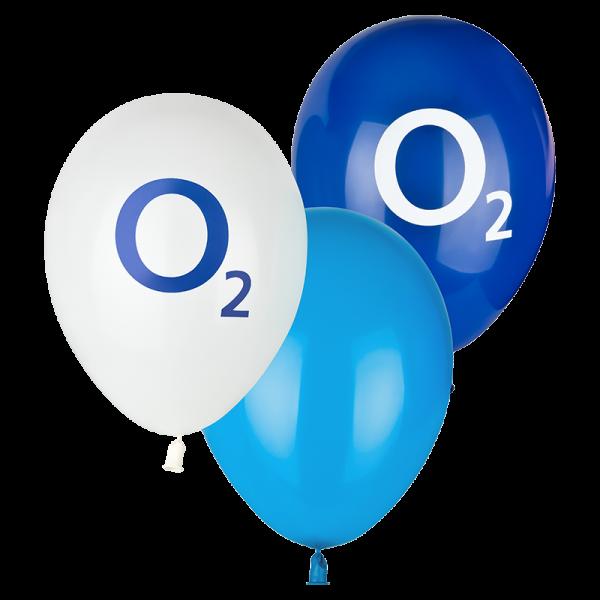 Luftballon Set (VPE: 60 Stück. 3 Farben)
