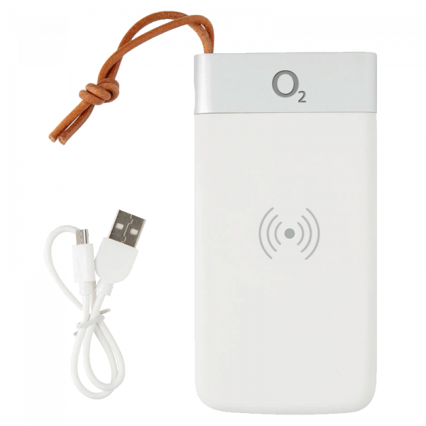 Wireless Charging Powerbank 8.000 mAh 5W